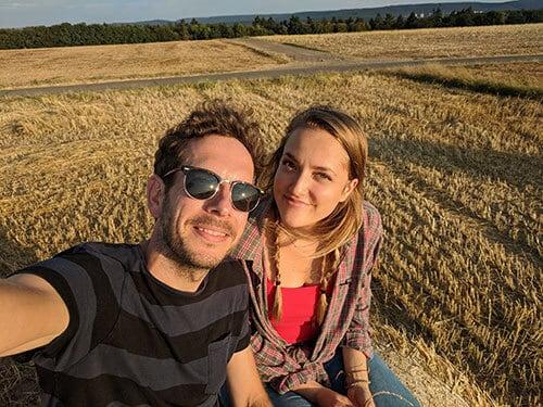 Bild von Caro und Falk