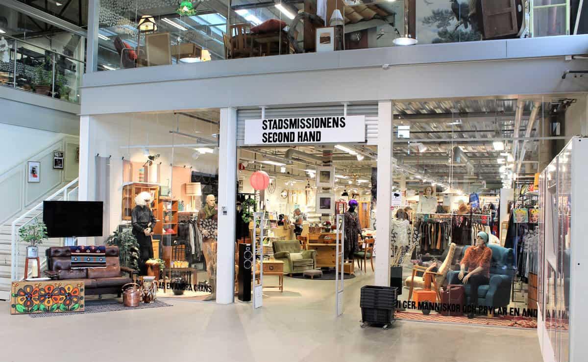 Stadsmissionens Second Hand Mall