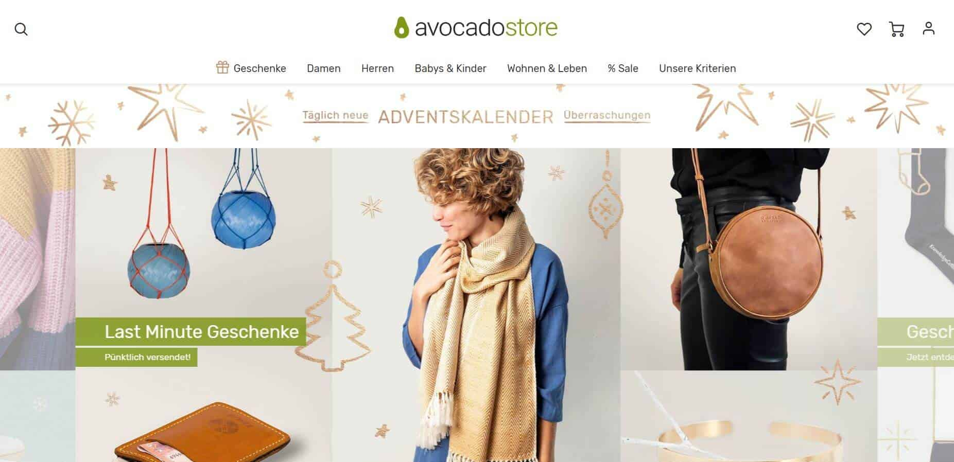 Avocadostore Screenshot