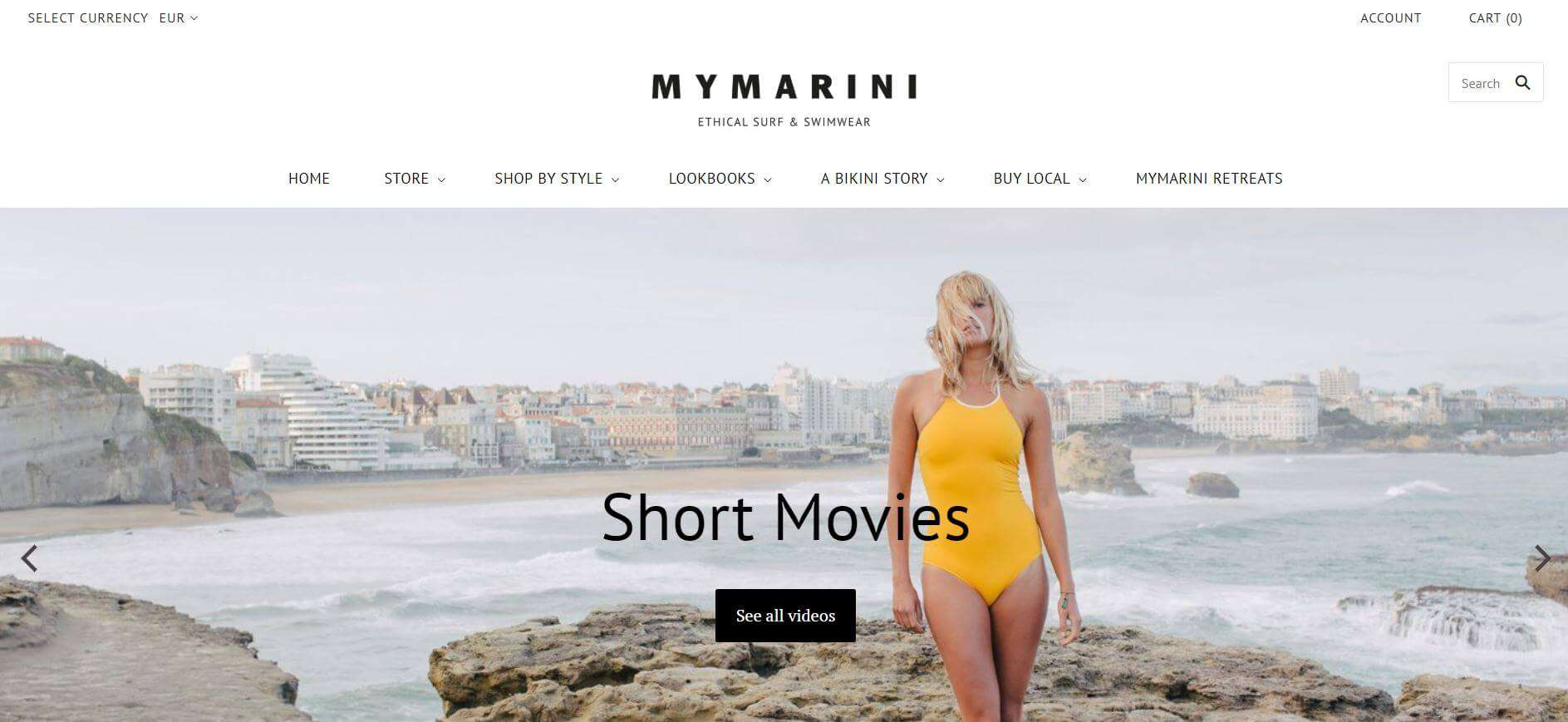 mymarini Screenshot
