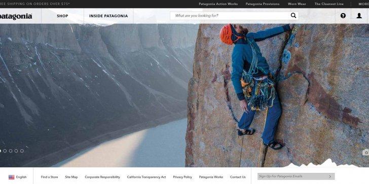 Patagonia Screenshot