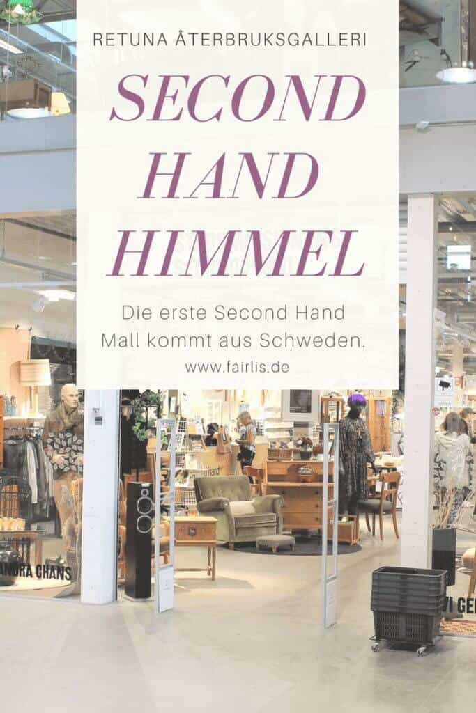 Second Hand Mall Retuna