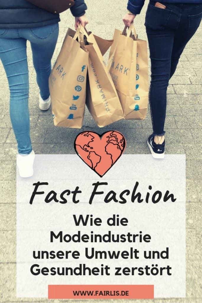 Wie Fast Fashion unsere Umwelt und Gesundheit zerstört