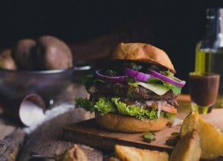 Beyond Meat Burger Nährwerte und Umwelteinflüsse im Vergleich zu Rindfleisch