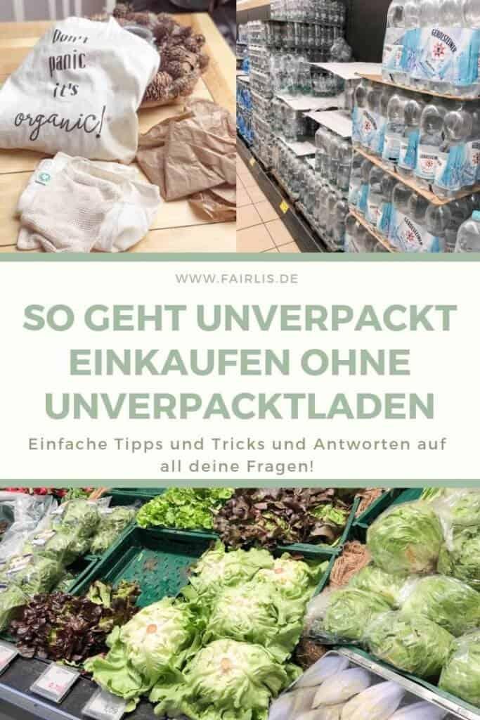 So geht unverpackt einkaufen ohne Unverpacktladen