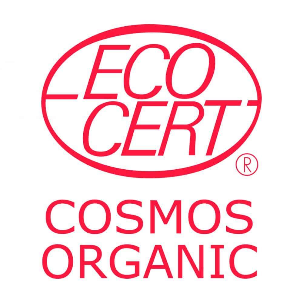 Ecocert Cosmos Organic Naturkosmetik Siegel