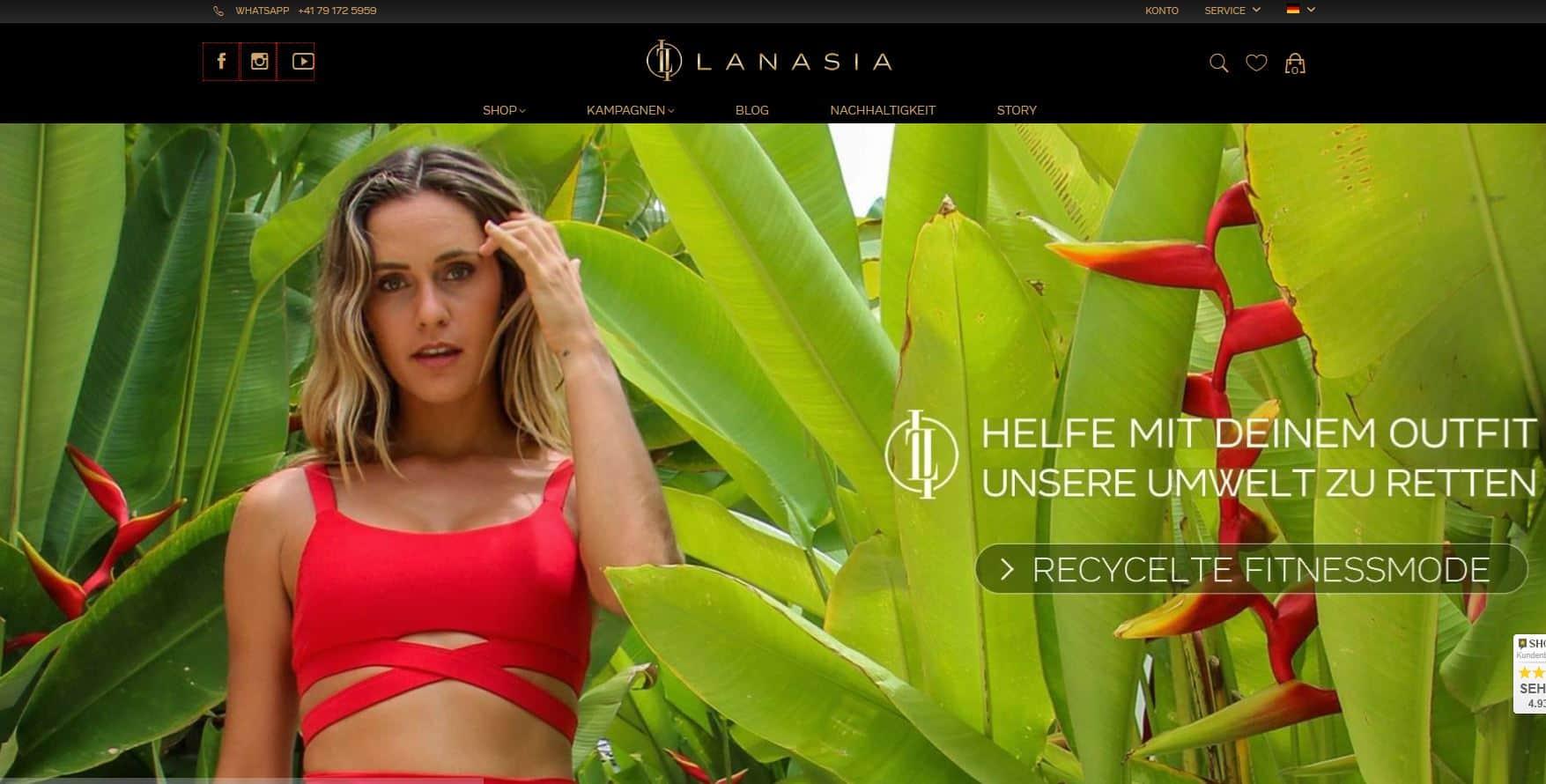 Lanasia screenshot
