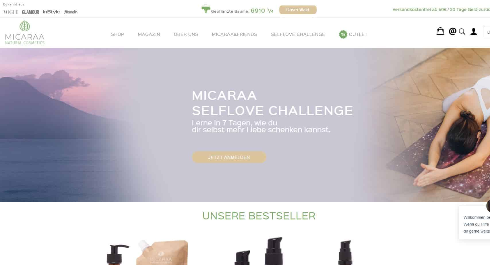 micaraa screenshot