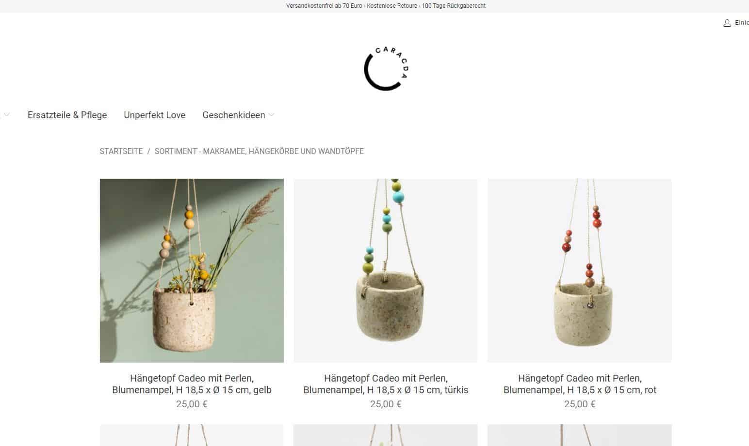caracda screenshot