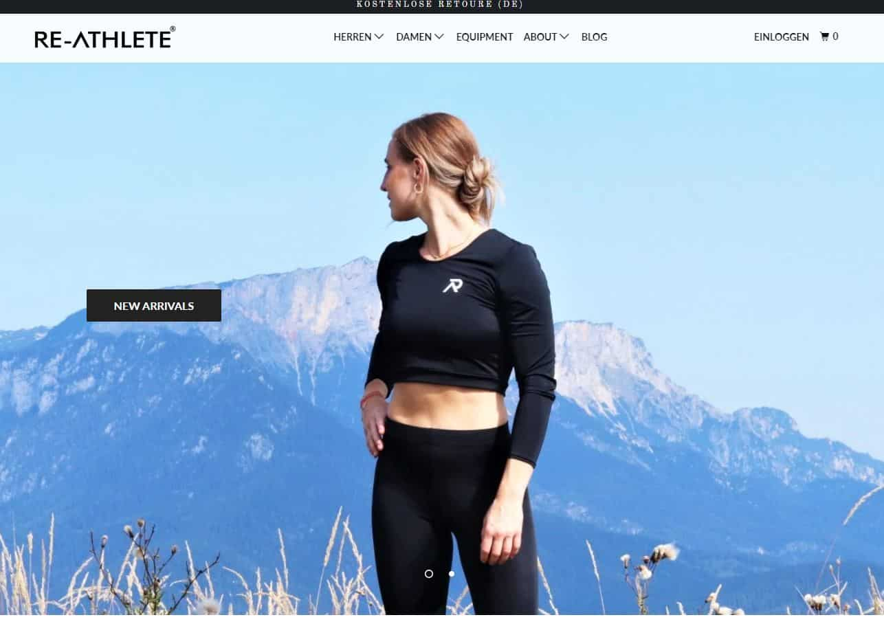 Re Athlete Screenshot