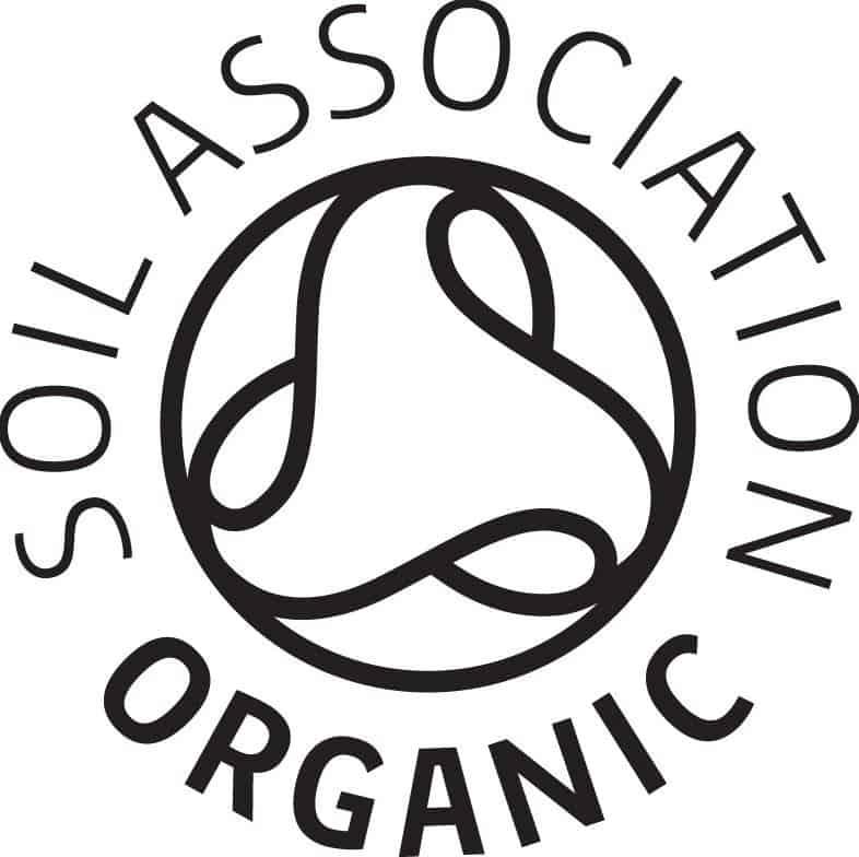 Soil Association Organic Siegel für Bio-Kosmetik